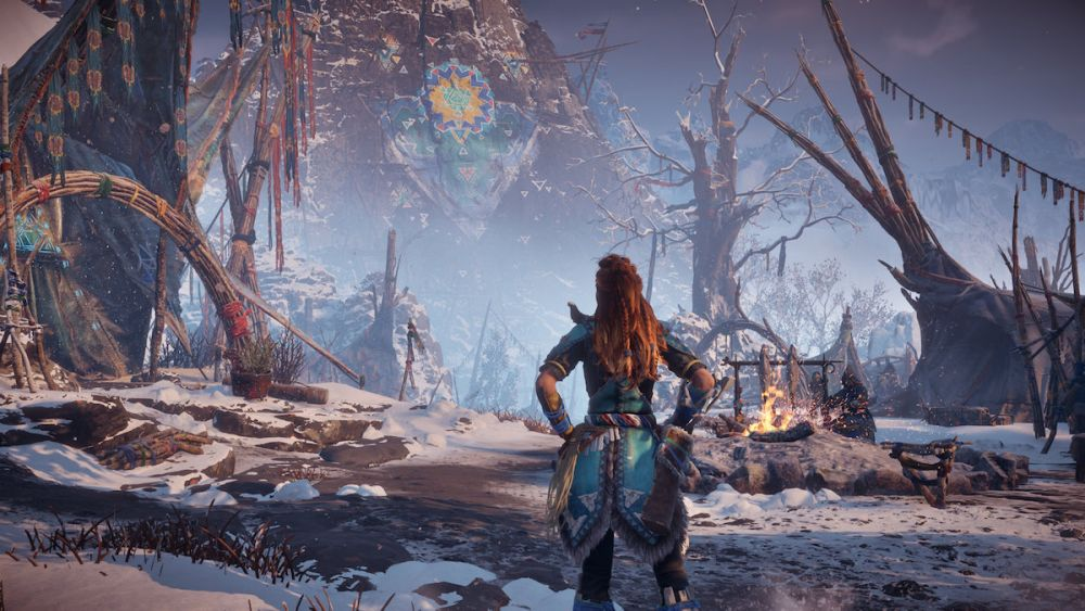 Horizon Zero Dawn + DLC (PS4)