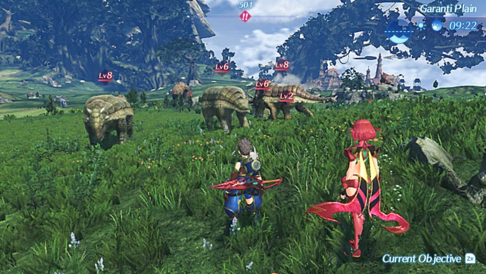 Xenoblade Chronicles 2 (NSW)